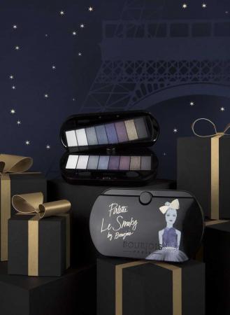 Paleta de Farduri Bourjois Paris Le Smoky Eyeshadow Palette, 02 Le Smoky7