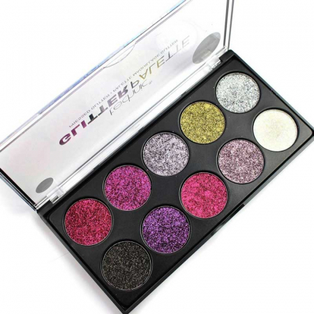 Paleta Technic Glitter Palette, Uniform Unicorn!, 10 x 2.5g3