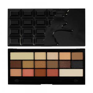 Paleta de Farduri MAKEUP REVOLUTION I Heart Makeup I Love Chocolate - Vice