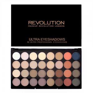 Paleta Cu 32 Farduri Mate Makeup Revolution - Flawless Matte 22