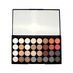 Paleta Profesionala Cu 32 Farduri Makeup Revolution - Flawless 22