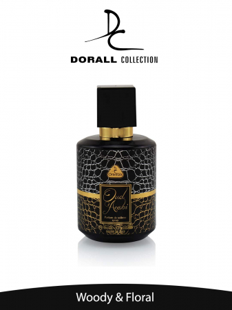Parfum arabesc unisex, Oud Arabi by Dorall Collection Orientals EDT, 100 ml3