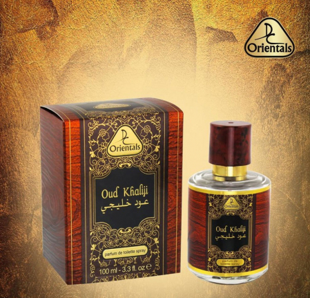 Parfum arabesc unisex, Oud Khaliji by Dorall Collection Orientals EDT, 100 ml3