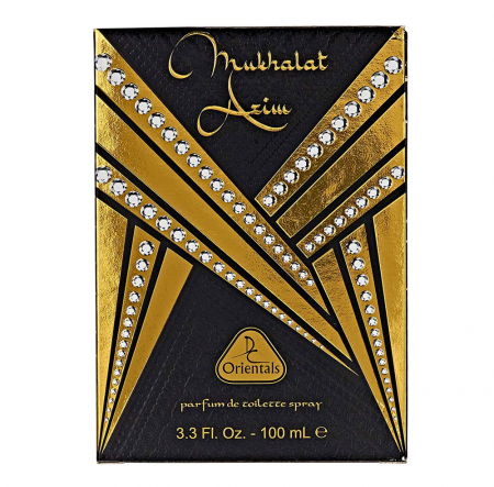 Parfum arabesc unisex, Mukhalat Azim by Dorall Collection Orientals EDT, 100 ml2