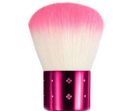 Pensula Profesionala Kabuki Pink, Diamond Crystals