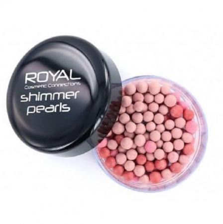 Perlute Iluminatoare ROYAL Shimmer Pearls, 20 g