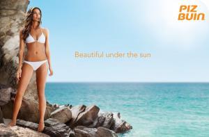 Fluid Piz Buin Ultra Light Dry Touch cu Protectie Solara SPF 30, 150 ml2