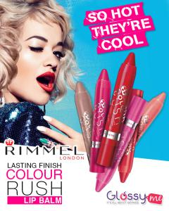 Ruj Rimmel Lasting Finish Colour Rush - 120 All You Need Is Pink2