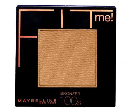 Pudra Bronzanta Maybelline New York Fit Me Bronzing Powder, 100s, 9 g