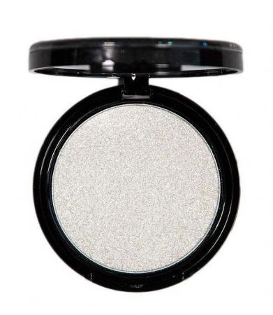Pudra iluminatoare W7 Diamonds Are Forever Highlighting Powder, Particule Argintii1