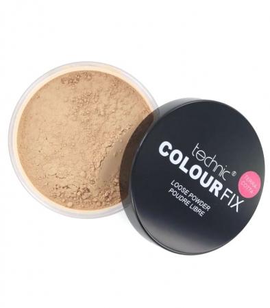Pudra Matifianta Fixatoare Technic COLOUR FIX Loose Powder, Terra-Cotta, 20 g