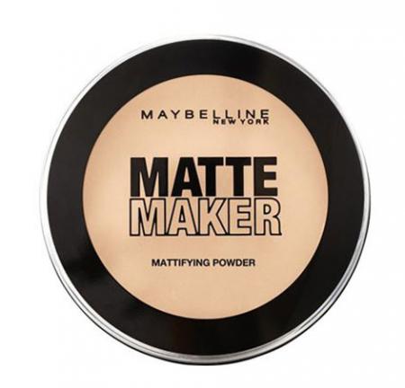 Pudra Maybelline Matte Maker, 30 Natural Beige, 16 g