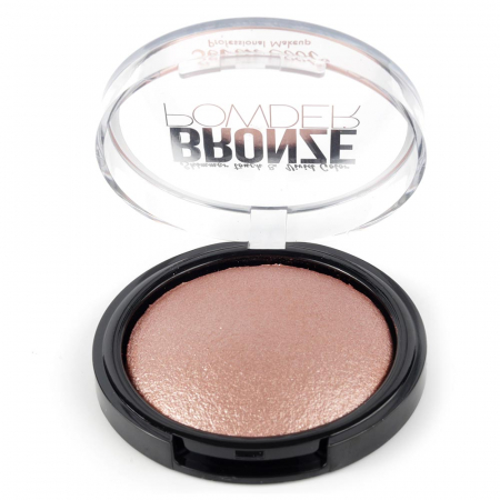 Pudra Profesionala Iluminatoare, Seven Cool, Bronze Powder, Shimmer Touch, 03 Rose Quartz1
