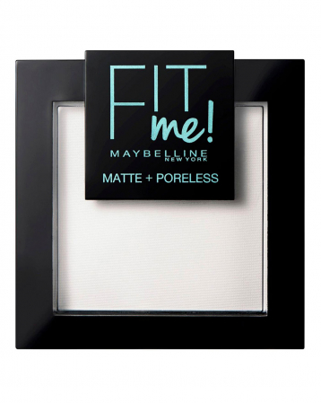 Pudra translucida matifianta Maybelline New York Fit Me Matte & Poreless Powder, 090 Translucent