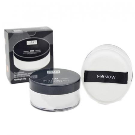 Pudra Translucida Profesionala pentru fixarea machiajului, MeNow HD High Definition Powder, 20 g