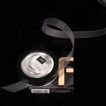 Pudra Translucida Profesionala pentru matifiere, fixare si luminozitate MENOW PRO HD Smoothing Powder, 10 g5