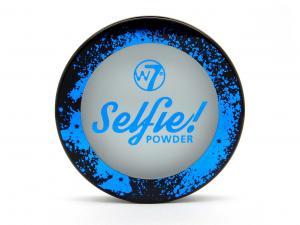 Pudra Translucida Pentru Luminozitate W7 Selfie Cu Efect Mat0