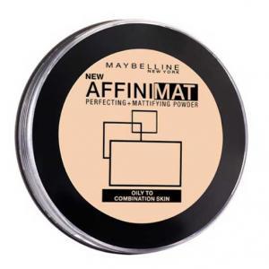 Pudra Compacta Matifianta Maybelline AFFINIMAT - 40 Pure Beige