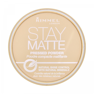 Pudra Compacta Rimmel Stay Matte - 002 Pink Blossom