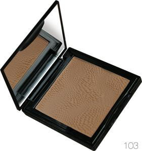 Pudra Compacta cu efect bronzant Vollare Elegance - 103