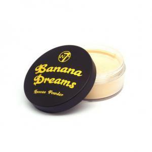 Pudra Translucida Neutralizatoare W7 Banana Dreams BIG SIZE - 20 gr1