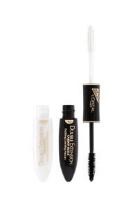 Rimel L'Oreal Paris Double Extension Mascara - Carbon Black, 2 x 6 ml1