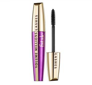 Rimel L'oreal Volume Million Lashes Fatale - Black