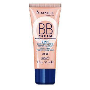 BB Cream 9 in 1 Rimmel Skin Perfecting - 001 Light, 30 ml