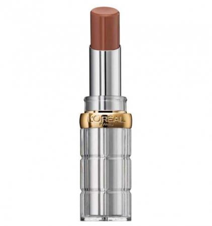 Ruj Cu Finish Stralucitor L'Oreal Paris, Color Riche Shine, 643 Hot Irl, 3.5 g