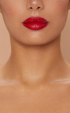 Ruj Lichid L'Oreal Paris INFAILLIBLE Lip Paint Lacquer, 105 Red Fiction, 8 ml4
