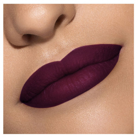Ruj lichid mat Maybelline New York Color Sensational Vivid Matte Liquid, 47 Deepest Plum, 8 ml2