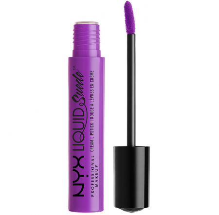 Ruj lichid mat NYX Professional Makeup Liquid Suede Cream, 15 Run the world, 4 ml