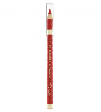Set Buze L'Oreal Paris Color Riche Lip Kit: Ruj 297 Red Passion si Creion de Buze 377 Perfect Red4