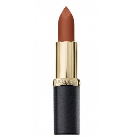 Ruj mat L'Oreal Paris Color Riche Matte Obsession, 655 Copper Clutch0