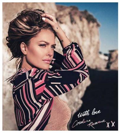 Ruj L'Oreal Paris Color Riche x Caroline Receveur, 06 Rose Poudre1