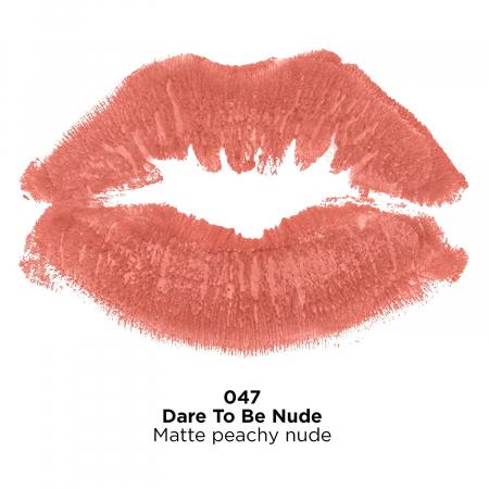 Ruj mat Revlon Super Lustrous Lipstick, 047 Dare To Be Nude, 4.2 g2