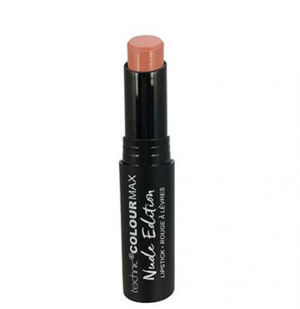 Ruj mat Technic Colour Max Nude Edition Lipstick, Bare Don't Care, 3.5 g