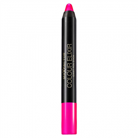 Ruj Max Factor Lipstick Colour Elixir Giant Pen Stick, 15 Vibrant Pink