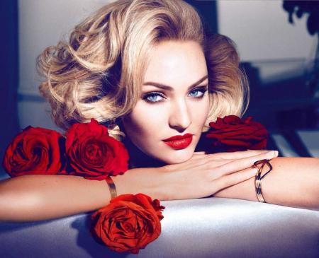 Ruj Max Factor MARILYN MONROE Lipstick, Ruby Red3