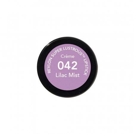 Ruj Revlon Super Lustrous Lipstick, 042 Lilac Mist, 4.2 g1