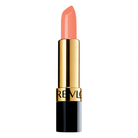 Ruj satinat Revlon Super Lustrous Lipstick Pearl, 120 Apricot Fantasy, 4.2 g