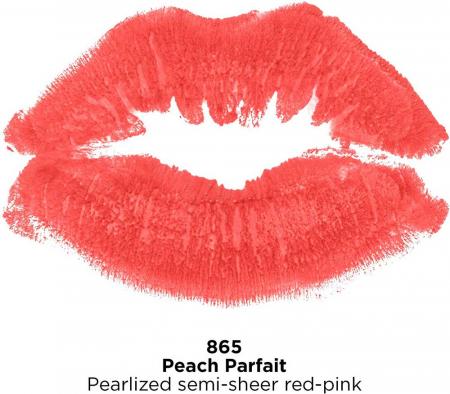 Ruj Revlon Super Lustrous Lipstick, 865 Peach Parfait, 4.2 g1