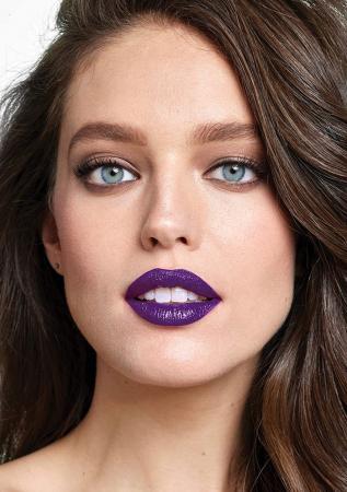 Ruj rezistent la transfer Maybelline New York Superstay 24H, 800 Purple4