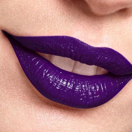 Ruj rezistent la transfer Maybelline New York Superstay 24H, 800 Purple5