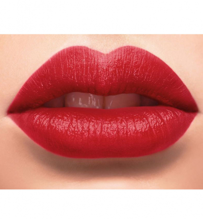 Ruj Rimmel London Lasting Finish by Kate Lipstick, 51 Red Muse1