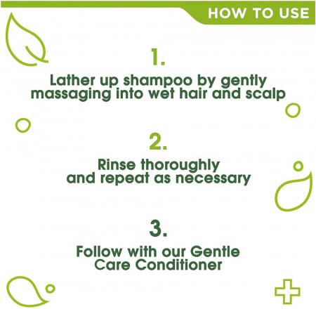 Sampon pentru hidratare si stralucire, scalp sensibil, Simple Hydration Boost, 400 ml4