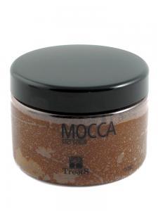 Sare Exfolianta pentru Corp TREETS cu Mocca - 450 ml