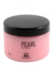 Sare Exfolianta pentru Corp TREETS cu Extract de Perle - 450 ml