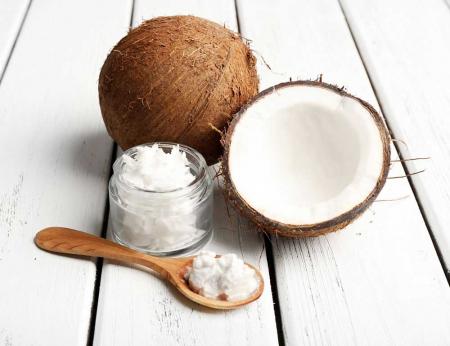 Scrub de corp cu zahar raw de nuca de cocos, PALMER'S Body Scrub Coconut Oil Formula, Vitamina E, 200 g1