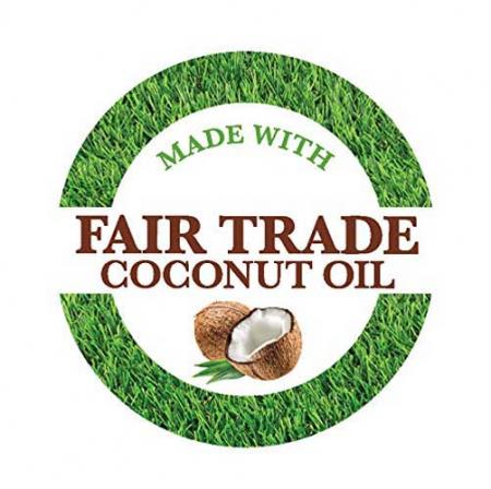 Scrub de corp cu zahar raw de nuca de cocos, PALMER'S Body Scrub Coconut Oil Formula, Vitamina E, 200 g2